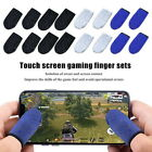 1 Pair Mobile Game Sleeve Smart Touch Screen Game Finger Gloves For Pubg G8