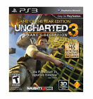Kyпить Uncharted 3 Drakes Deception Game Of The Year Edition Sony PlayStation 3 SEALED на еВаy.соm