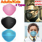Adults Kids Face Cover Face Shield With Filter Pads Washable Anti Smoke Dust Fog
