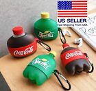 Cocoa Cola Sprite Shaped Silicone Case for Apple Airpods 1, 2, & 3/Pro $12.0  on eBay