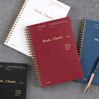 Classic Weekly Planner Diary Scheduler Journal Schedule Book Notebook Organizer