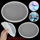 Assorted Round Coaster Resin Epoxy Silicone Molds Jewelry DIY Making Mould Craft