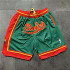 1995-96 SEATTLE SUPER SONICS JUST DON MITCHELL AND NESS GREEN SHORTS S M L on eBay