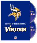 EXERCISE-NFL HISTORY OF THE MINNESOTA VIKINGS (2PC) DVD NEW $22.65 USD on eBay
