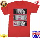 Expression Tees Marilyn With Blunt Mens Tshirt Bear Printed Fashion Casual Hip H
