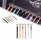 Fashion Big Diamond Gem Crystal Ballpoint Pen Stationery Office&School Supply