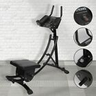 Abs Coaster Abdominal Exercise Machine Ab Cruncher Fitness Body Muscle Trainer