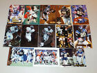NATRONE MEANS Chargers / Jaguars 13 Card Assorted Lot  **You Pick** $5.99 USD on eBay