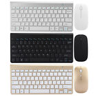 2.4G USB Wireless Keyboard  Mouse Set Combo for Computer PC Macbook Laptop HPT