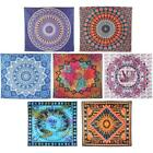 Mandala Tapestry Indian Wall Hanging Bohemian Hippie Queen Bedspread Throw Decor