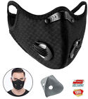 Air Purifying Cycling Mask Face Mask Face Cover Haze Fog Mouth-muffle Reusable