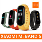 Xiaomi Mi Band 5 4 Heart Rate Fitness Tracker 50M Waterproof Wristband Global US 50m band Featured fitness global heart rate tracker waterproof wristband xiaomi