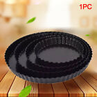 6/8inch Alluminum Alloy Removable Bottom Pie Pan For Pizza Cake Tart Non Stick