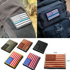 American Flag Embroidery Tactical Patch Armband Badge Patch Backpack Stickers Us