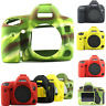 Silicone Body Bag Cover Case Skin For Canon EOS 5D Mark III 5D3/5DS/5DR EOS R RP