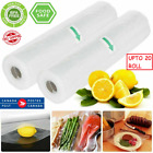 Vacuum Sealer Bags Heavy Duty Commercial Grade for Food Saver Storage and Meal