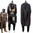 Star Wars The Mandalorian Cosplay Costume Halloween Uniform Outfit Full Set $125.0 USD on eBay