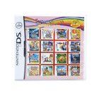All in 1 Game Cartridge Multicart For Nintendo DS NDS NDSL NDSi 2DS 3DS US