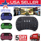 Backlit Wireless Mini Handheld Remote Keyboard for PC  Android TV Box Google Box