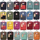 Unisex 16/20L Fjallraven Kanken Borse Shoulder zaino Travel School Casual Zaino