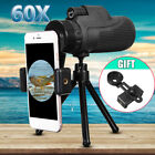 60X Zoom Optical Monocular Telescope Telephoto Mobile Phone Camera Lens