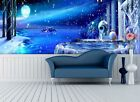 3D Beautiful Starry Sky ZHUA35 Wallpaper Wall Murals Removable Self-adhesive Amy