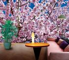 3D Pink Peach Blossom ZHUA4588 Wallpaper Wall Murals Removable Self-adhesive Amy