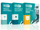 ESET NOD32 Antivirus 2021  V14- 1 to 3 years for 1 to 5 devices (License key)