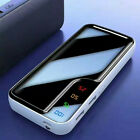 900000mAh Portable External Backup Battery Charger Power Bank for Cell Phone