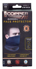 New Copper Fit Guardwell Face Protector Mask | Charcoal or Blue | Reusable | PPE
