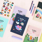 2020-2021 Witty Diary Planner Scheduler Journal Notebook Organizer Cute Cartoon