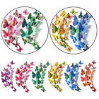 Magnets Simulation Butterfly Kids Room Home Decor Accessories Butterfly