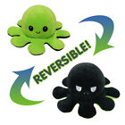 Double Sided Flip Reversible Octopus Plush Toy Soft Squid Stuffed Animal Doll For Sale