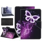 For Lenovo Tablet 4 3 Wireless Keyboard 10inch Pattern Leather Stand Case Cover
