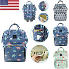 LAND Baby Diaper Bag Organizer Mummy Maternity Nappy Stroller Organizer Backpack