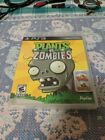 Plants Vs. Zombies - Playstation 3