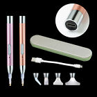 USB Rechargeable LED Lighting Point Drill Pen Diamond Painting Embroidery Tool