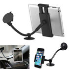 2in1 Car Windscreen Dashboard Suction Cup Mount Phone Tablet Holder w/ 2  !