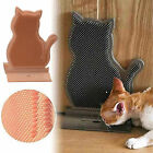 Pet Cat Shedding Grooming Hair Brush Door Mount Massage Comb Itch Remover Exy
