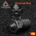 A2 Hardened Steel V6 Nozzles 1PCS Sharp Pointed Wear Resistant High Temperature