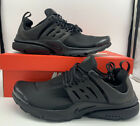 Nike Air Presto Triple Black Mens Size 8-13 305919-009 Brand New