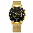 NIBOSI Men Watches Top Brand Luxury Famous Fashion Casual Military Quartz watch