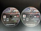 Assorted TESTED Playstation 2 (PS2) Games. Resurfaced & Tested.