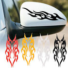3d Flame Car Art Vinyl Decal Funny Car Truck Motorcycle Window Laptop Stic&au