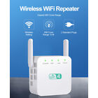 2.4Ghz 300M Dual Band WiFi Repeater Extender Boost Internet Range Router Signal