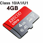 256GB Micro Memory SD Card Fast 4K Class 10 Flash TF Card for Phone&Car&Camera