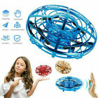 Mini Drone Quad Induction Levitation UFO Flying Toy Hand-controlled Kids Gift