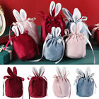 Candy Bags Gift Packing Bags Easter Rabbit Storage Bags Easter Candy Bags Gift