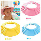 Safe Shampoo Baby Shower Cap Bathing Bath Protect Soft Cap Hat For Baby Kids