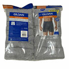 Boxer Briefs Shorts Solid Colors Shorts Underwear 3 in a Pack Size Large 33-35